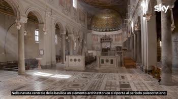 Sette Meraviglie Roma: Dentro la chiesa di San Clemente