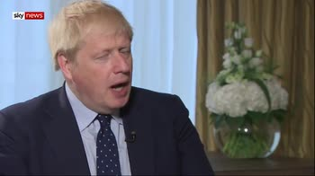 PM: 'There's got to be a change' on Ireland border