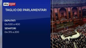 ERROR! Alla Camera ultimo voto su taglio parlamentari