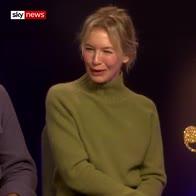 Zellweger: 'I can be my toughest critic'