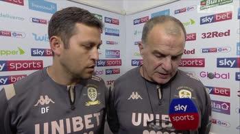 Leeds end West Brom run