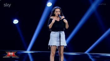 "Sissi canta ""Love on the Brain"" di Rihanna a X Factor 2019"