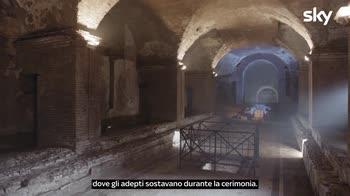 Sette Meraviglie Roma: Il mitreo delle terme di Caracalla