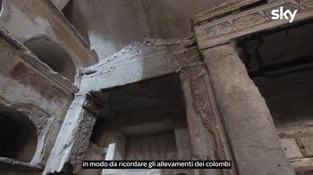 Sette Meraviglie Roma: Il colombario di Pomponio Hylas