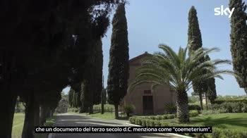Sette Meraviglie Roma: Le catacombe di San Callisto