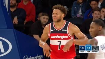 NBA Highlights: New York-Washington 99-115
