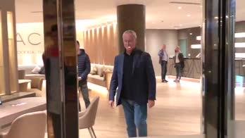 Sampdoria, l'arrivo di Ranieri
