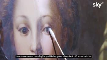 Musei - Pinacoteca di Brera: Il laboratorio di restauro