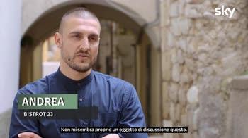 Alessandro Borghese 4 Ristoranti: LaCocina di Popolla