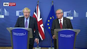ERROR! Brexit, c'è nuovo accordo UE-UK, ora tocca a Westminster