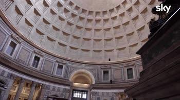 Sette Meraviglie Roma: La cupola del Pantheon