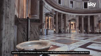 Sette Meraviglie Roma: Le tombe di famosi artisti