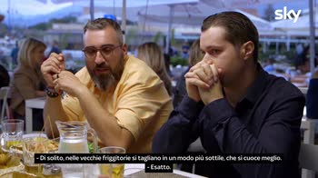 Alessandro Borghese 4 Ristoranti: Roxy di Noel