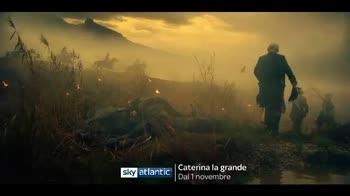 Caterina la Grande - Sky atlantic