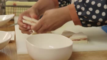 La cucina delle ragazze – Mozzarella in carrozza