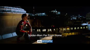 Spider Man Far from home - Primafila