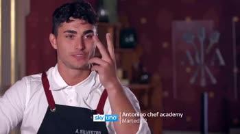 Antonino Chef Academy - Sky Uno