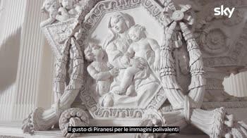 Sette Meraviglie Roma: L'altare della Chiesa del Priorato