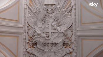 Sette Meraviglie Roma: Il soffitto della navata