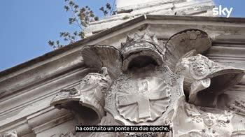 Sette Meraviglie Roma La Chiesa di Santa Maria del Priorato