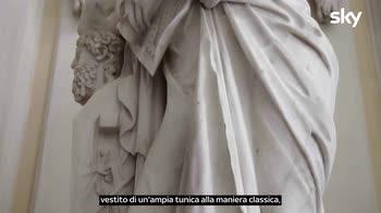 Sette Meraviglie Roma: La statua funebre di Piranesi