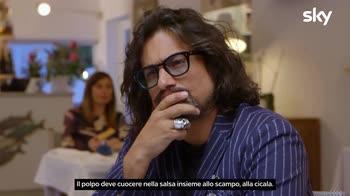 Alessandro Borghese 4 Ristoranti: Emanuel Bistrot di Luca
