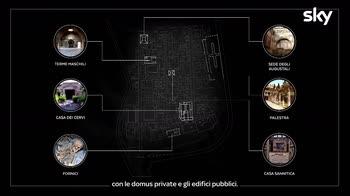 Musei - Ercolano: La struttura della città