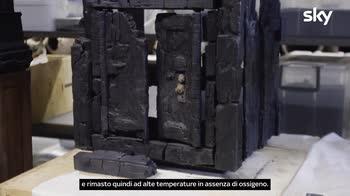 Musei - Ercolano: I laboratori di restauro