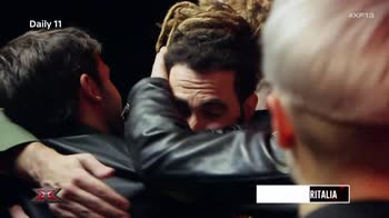 video X Factor Daily 11: l'eliminazione di Enrico Di Lauro