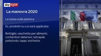 Manovra, tassa su plastica mono-uso e non riciclabile