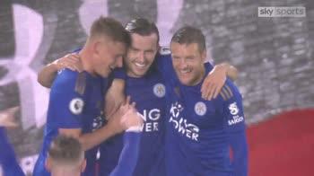 Leicester City win POTW