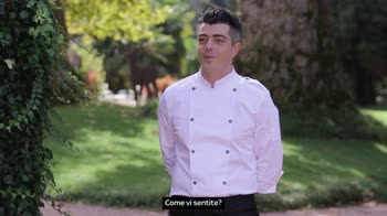 ACA: L'ingresso nell'Academy di Chef Cannavacciuolo