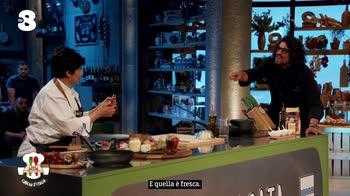 Cuochi d'Italia 10: Chicche d'Italia, manate con pezzente