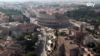 Sette Meraviglie Roma: Traiano Optimus Princeps