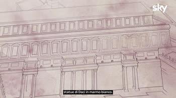 Sette Meraviglie Roma: La Basilica Ulpia