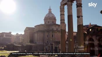 Sette Meraviglie Roma: Il tempio di Venere Genitrice