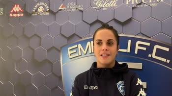 """Empoli, Simonetti: """"Sogno la convocazione in Nazionale"""""""