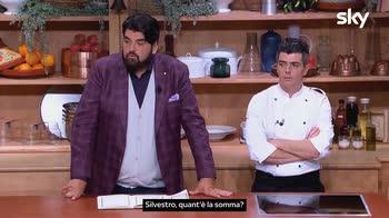 ACA: Silvestro è bocciato da chef Cannavacciuolo