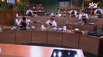 ACA: Il compito di chef Cannavacciuolo e la cucina francese