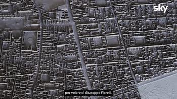 Musei - MANN: Il plastico di Pompei