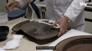 Musei - MANN: I laboratori di restauro