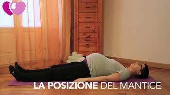video la posizione del mantice in gravidanza
