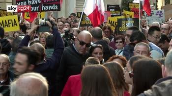 Omicidio Caruana, in migliaia in piazza contro Muscat