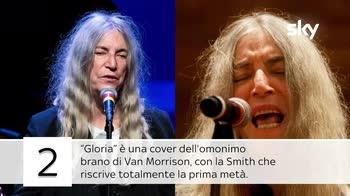 VIDEO Le 5 canzoni pù famose di Patti Smith