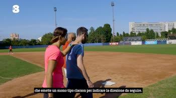 Piacere Maisano: Il baseball per non vedenti