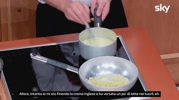 ACA: Lo chef Cannavacciuolo rivisita l'aglio e olio
