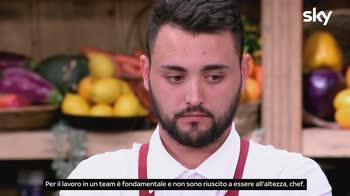 ACA: Bonseri è bocciato da chef Cannavacciuolo