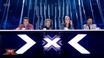 video giudici commenti eugenio semifinale x factor