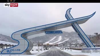 KIM JONG UN inaugura resort di lusso in montagna