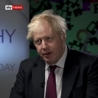 Boris Johnson: 'No checks across NI border'